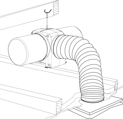 DRI-ECO-3S-installed-line-drawing
